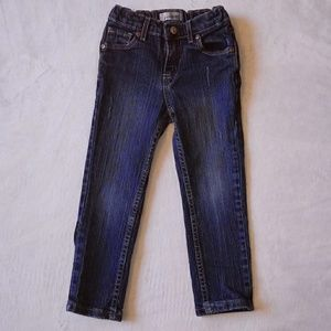 Jumping Bean Distressed Stretch Skinny Jeans